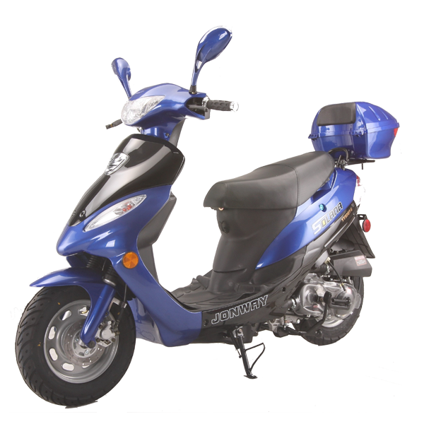Solana 50cc Scooter All Star Scooters