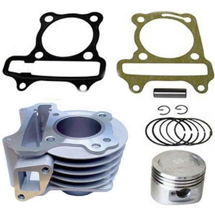 80cc Big Bore Kit Scooter without Head Assembly