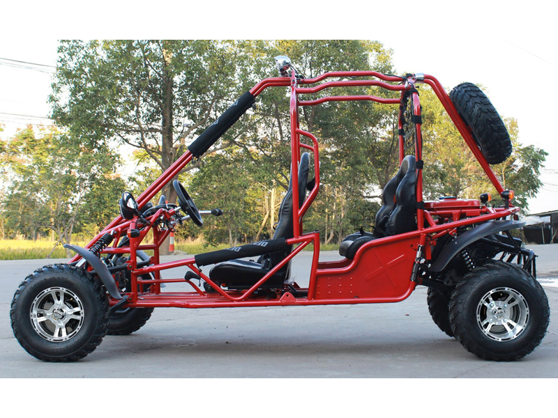 GK200-E (4-Seater) Go Cart – All Star-Scooters